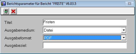 PDF-Datei erzeugen