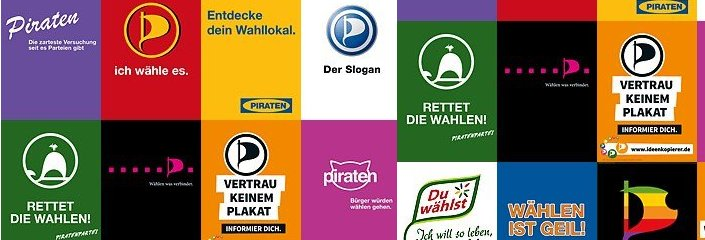 Plakate LTW Niedersachsen 2013